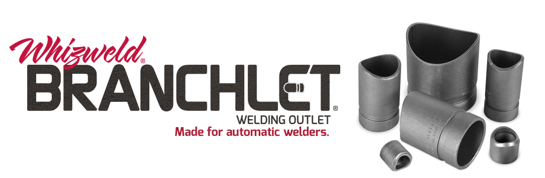Aegis Whizweld Branchlet Welding Outlet for Automatic Welders
